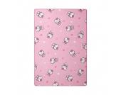 Kinderteppich Hello Kitty - Pink - 60 x 120 cm, Testil
