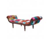 Sitzbank Patchwork Velvet, Kare Design