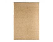 Teppich Hochflor - Beige - 120 x 170 cm, Home24 Deko