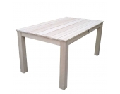 Holztisch aus Buche Massivholz Rustikal