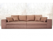 Big-Sofa, wahlweise in XL oder XXL