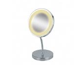 Standspiegel mit LED-Lampe, Wenko