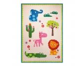 Kinderteppich Zoo - Beige - Maße: 120 x 180 cm, Esprit Home
