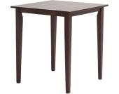 Bartisch POLLY aus Holz, 90 x 90 cm, Höhe 100 cm, ideal für die Küche, den Partykeller und die Gastronomie