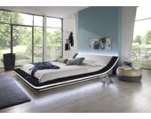 Cats Collection Premium Design Lederbett 140 x 200cm mit LED Beleuchtung