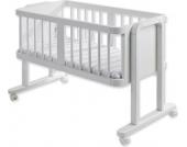 GEUTHER Baby-Bett ALADIN Weiß