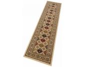 Oriental Weavers Läufer »Tashkent 3«, natur, 67x270 cm