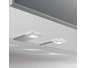 Praktische LED-Unterbauleuchte Flat I, 2er-Set