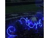 LED-Lichtschlauch Ropelight Flex 6 Meter blau