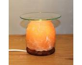 Aromasalzlampe NATUR für stimmungsvolle Stunden