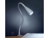 LED-Tischleuchte OCULUS mit Klemmvorrichtung