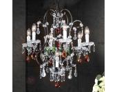 Venezianischer Stil - Kronleuchter ELIARA