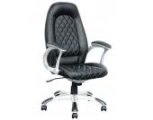 Gaming Stuhl / Bürostuhl RACER DELUXE Kunstleder schwarz hjh OFFICE