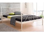 Home Affaire Metallbett »Princess«, weiß, 140/200 cm