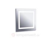 Spiegelleuchte Reflex, 70,5 x 70,5 cm