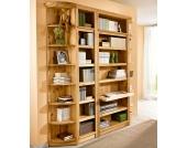 Bücherregal, Home affaire, »Soeren«, in 2 Höhen und 2 Tiefen