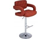 Design Barhocker DUBLIN, bequem & solide, höhenverstellbar, drehbar, aus bis zu 14 Bezugfarben wählen, mit Armlehne