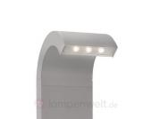 LED-Wegeleuchte Bruce für den Außenbereich 84 cm