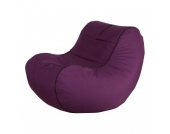 Sitzsack Scuba Chilly Bean - Aubergine, SITTING POINT