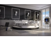 Sofa Dreams Berlin Wasserbett NAPOLI Komplett Set